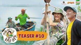 """Teaser #10   Quỳnh Anh Shyn """"tơi tả"""" với loạt thử thách cảm giác mạnh của Giang Ca   MAPLVB Mùa 2"""