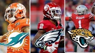 2020 NFL Mock Draft w/Trades | Based Off Verified Rumors | Best On YouTube