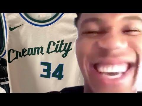 Milwaukee Bucks Unveil