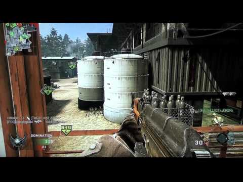 Call of Duty: Black Ops Gameplay - Domination on Radiation (62-2)