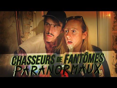 Chasseurs de Fantômes Paranormaux - Le Monde à L'Envers