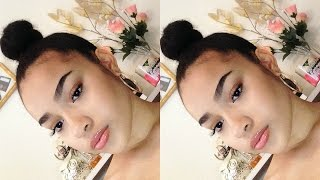 MY EYEBROW ROUTINE 2016 | NATURAL THICK EYEBROWS