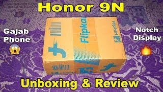 Honor 9N Unboxing and Review in Hindi - Redmi Note 5 Pro/Zenfone Max Pro Killer??🔥🔥