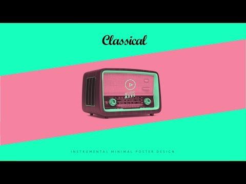Minimal Graphic Design | Classical | Adobe Photoshop