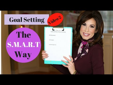 GOAL SETTING | The S.M.A.R.T. Way
