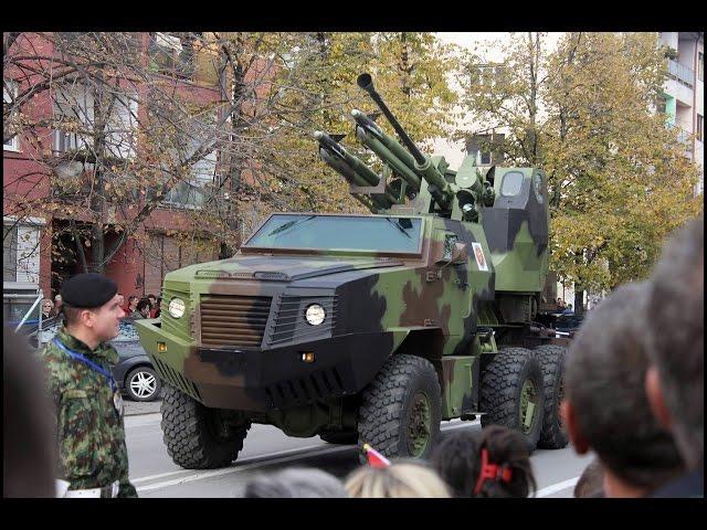 PVO sistem Terminator - PASARS 16