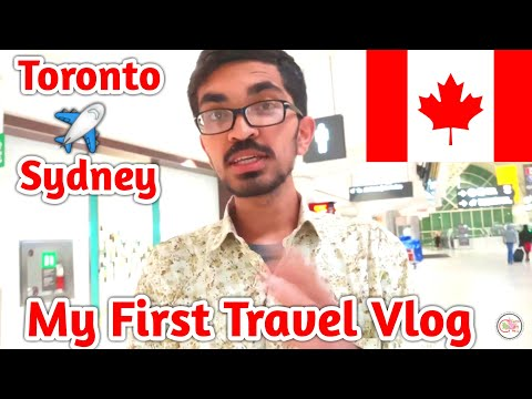 Toronto To Sydney, Nova Scotia  Travel Vlog  In2Can Vlogs   Vlog 13