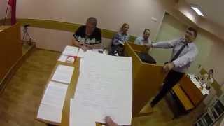 Мировой судья 52 участка г. Москвы и полковник полиции Кирешева 10 часть