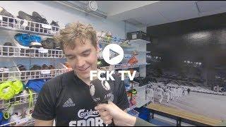 Skov genser sit første FCK-mål: Et dejligt minde