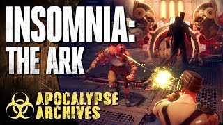 INSOMNIA: The Ark Review | Old-School Fallout Successor