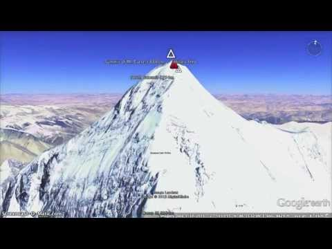 Google Earth Multimedia Tour: Hillary's Ascent