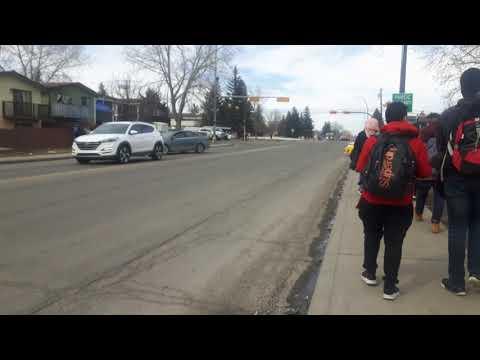 Calgary Rescue 12 Responding!