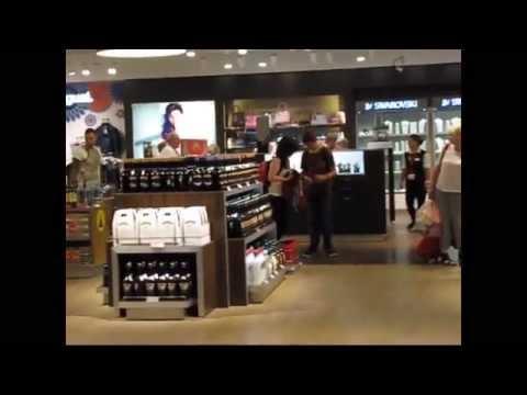 Duty Free Shop | Bodrum | Milas Airport