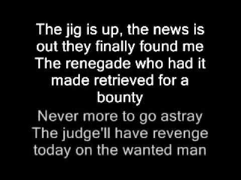 Styx Renegade Lyrics