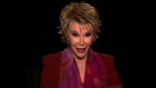 Joan Rivers talks about old age