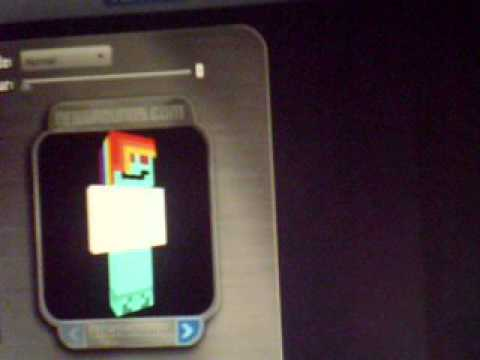 How To Make A Rainbow Dash Skin In Skincraft