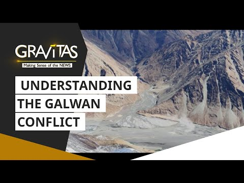 Gravitas: Why the Galwan valley has become a flashpoint | India China | WION