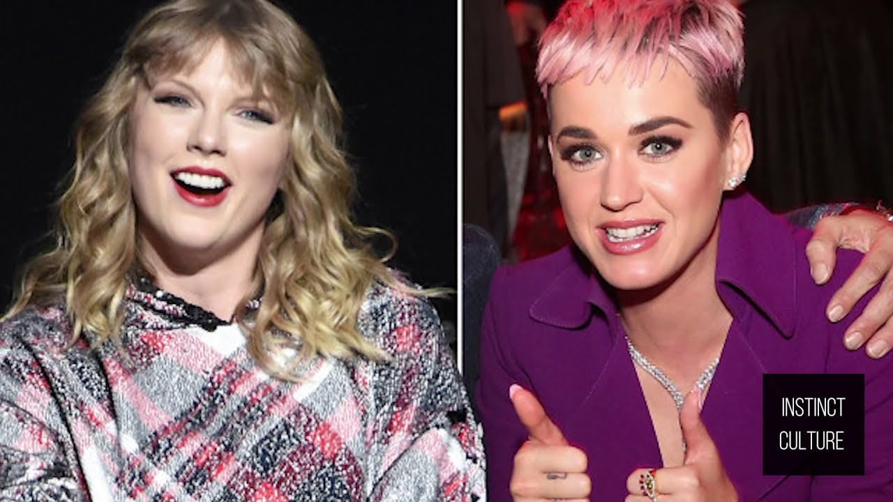 Are Taylor Swift and Katy Perry Doing A Collab For TS7?  #Trend