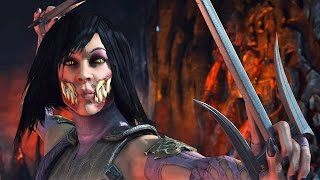 Mortal Kombat X: A História da Mileena - Playstation 4 gameplay