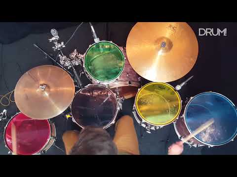 Drum Review: Remo Colortone Drumheads