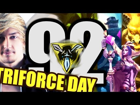Siv HD - Best Moments #92 - TRIFORCE DAY!!