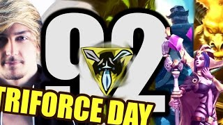 Siv HD   Best Moments #92   TRIFORCE DAY!!