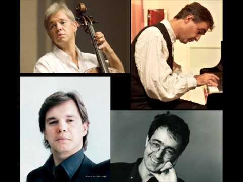 L.Van Beethoven, Sonata for cello and piano No.1 in F major. Allegro. C.Hagen & P.Gulda 23
