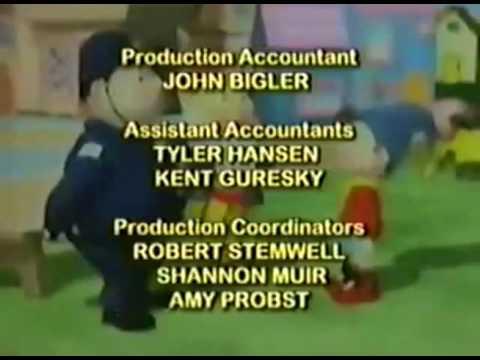Make Way for Noddy End Credits PBS Kids version