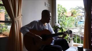 Đồng Cỏ Tươi (NS Hùng Lân - minhduc mộc mạc guitar)