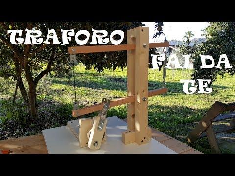 #Traforo #elettrico fai da te  DIY