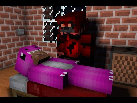 FNAF Animatronics HOUSE INVASION | Minecraft Horror | Five Night's at Freddy's