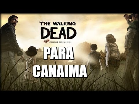 TUTORIAL: COMO DESCARGAR THE WALKING DEAD TEMPORADA 1 (COMPLETA) PARA CANAIMA