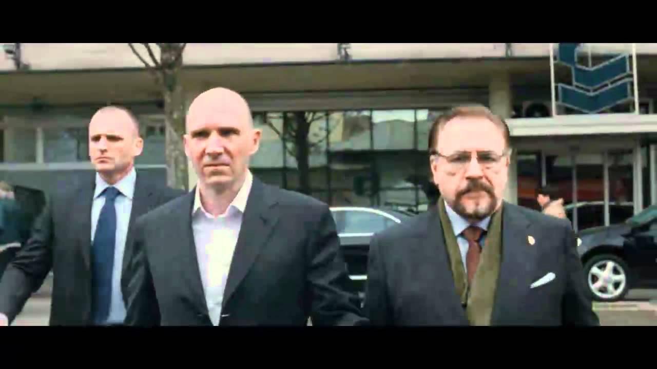 Coriolanus Official Movie Trailer Ralph Fiennes Gerard Butler