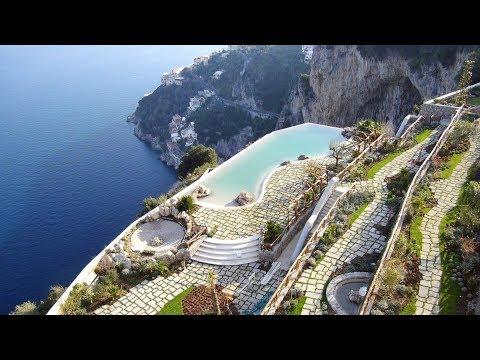 Monastero Santa Rosa (Amalfi Coast, Italy): SPECTACULAR HOTEL & INFINITY POOL