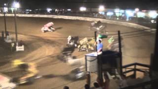 Path Valley Speedway Park PA Speedweek HIghlights 6-29-14