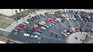 Queens Square Car Club - Breakfast Meet January 2019 - Oversteer Photography VLOG attempt.