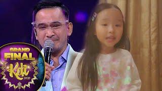 Surprise Videocall Bersama Thalia Untuk Ruben, Sampai Nyanyi Bareng Loh - Grand Final KDI 2020