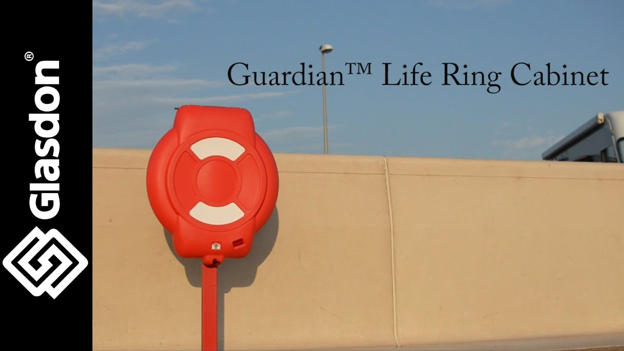 Superieur Guardian™ 24 Life Ring Cabinet