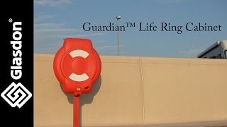 Glasdon, Inc | Guardian™ life ring cabinet