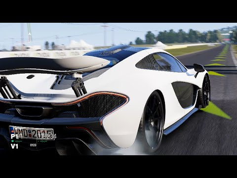 Project cars mclaren p1 bathurst 4k pc ps4 xbox one - Project cars mclaren p1 ...