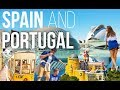 Путешествие по Испании и Португалии 2017 | Spain and Portugal Round Trip
