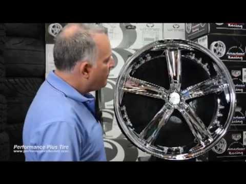 Katana KR12 Chrome -- Performance Plus Wheel & Tire Review