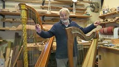 How To Change A Harp String- Teifi Harps FAQs