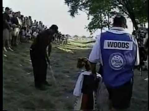 Bob May vs. Tiger Woods - 2000 PGA Championship Playoff - Part 2