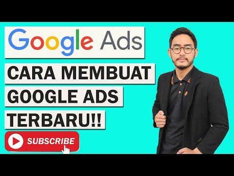 Cara Buat GOOGLE ADS Terbaru!! 😎
