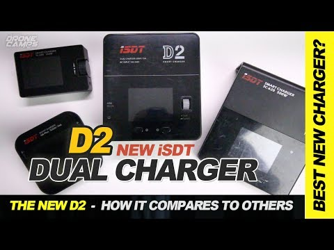 iSDT D2 200W Smart Balance Charger - BEST NEW CHARGER?