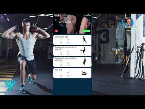 Leg Workouts  for PC - Download And Install - (Windows And Mac)