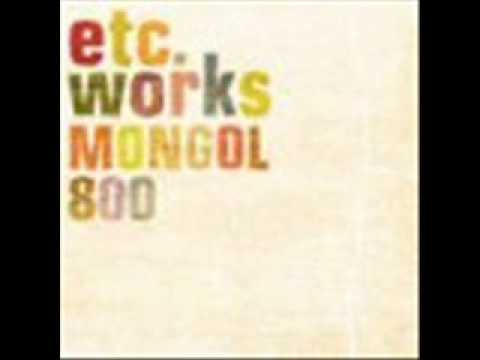 mongol800 安里屋ユンタク