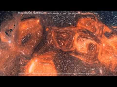 50MillionYears in 50SecondsTIMELAPSE  DYNAMIC GEOLOGY OF A PLANET (C) 2012 M Menchen .mp4