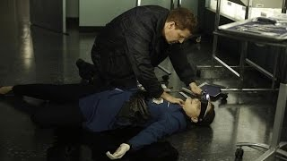 """Booth and Brennan: """"The Last Chime"""" (8X15)"""